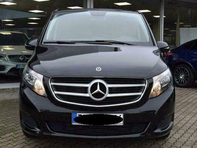 usata Mercedes V220 d Rise Business Long