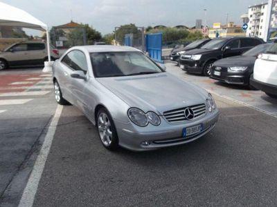 usata Mercedes 240 CLK SLKCoupè