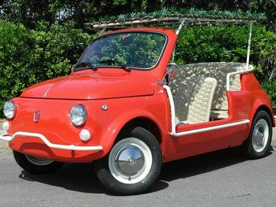 usata Fiat 500 Spiaggina Evocation 1971