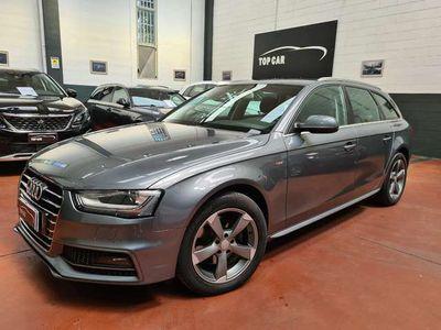 usata Audi A4 2.0TDI 150cv S LINE EURO6 FATTURE NAVI XENON