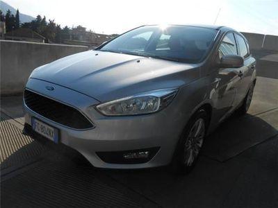 brugt Ford Focus 1.6 120 CV GPL Plus