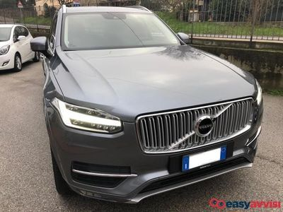 brugt Volvo XC90 d5 awd geartronic inscription pelle navi diesel