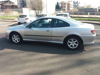 used Peugeot 406 Coupe 2.0i 16V cat