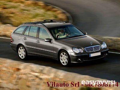brugt Mercedes C200 CDI cat S.W. Avantgarde