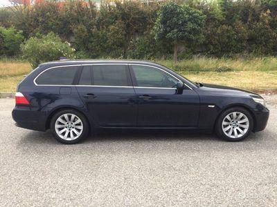 usata BMW 520 d Touring automatica 2009 - accetto premu