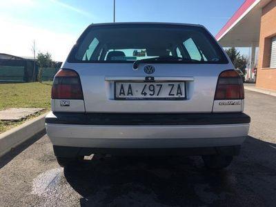 usata VW Golf 1.6 cat 5 porte GL
