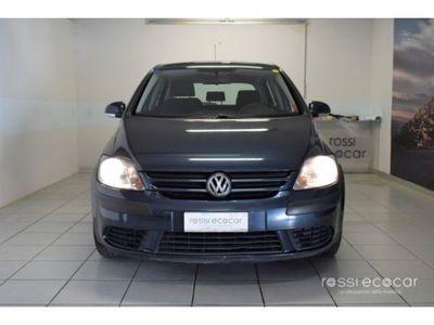usata VW Golf Plus 1.9 TDI Comfortline