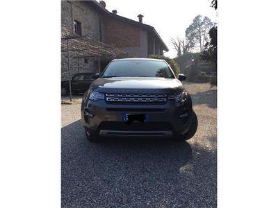 usata Land Rover Discovery Sport 2.0 TD4 180 CV HSE