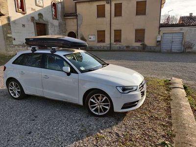 usata Audi A3 SPB 1.4 TFSI S tronic g-tron Ambition