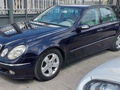 usata Mercedes E270 Classe ECDI Avantgarde