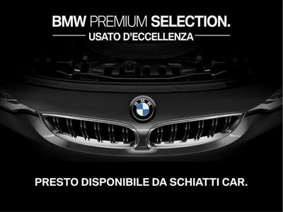 usata BMW X3 sDrive18d Msport Aut.