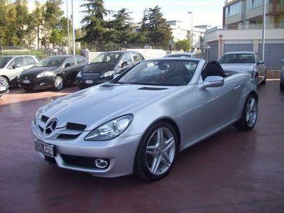 usata Mercedes SLK350 SPORT 305 CV (PARI AL NUOVO)