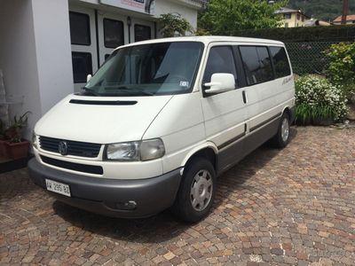 used VW Multivan 2.5 Tdi 102 cv