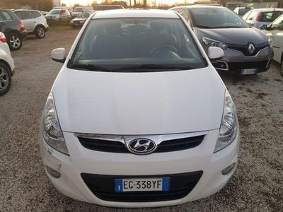 brugt Hyundai i20 1.2 5p. FWC Limited Edition