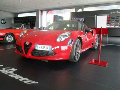 usata Alfa Romeo 4C 1750 TBi Spider Carbon Edition
