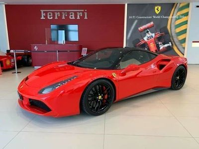 usata Ferrari 488 -