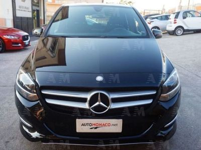 usata Mercedes B180 B 180 d Automatic Businessd Automatic Business