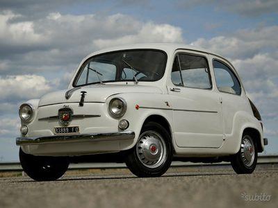 second-hand Fiat 850 abarthtc - 1963