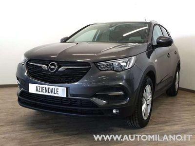 usata Opel Grandland X 1.6 diesel Ecotec Start&Stop Advance rif. 13561516