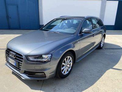 usata Audi A4 avant 2.0 tdi 190 cv s-tronic s-line