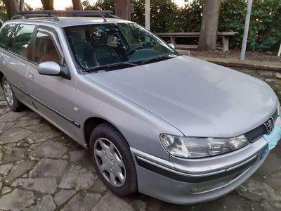 usata Peugeot 406 2.0i 16V cat S.W. ST