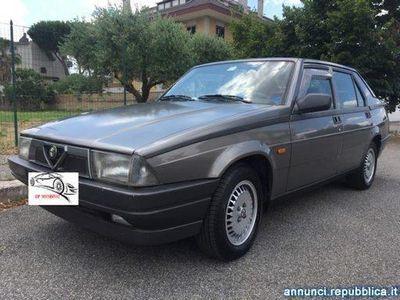 used Alfa Romeo 75 1.6 IE ALLESTIMENTO TWIN SPARK ISCRITTA ASI rif. 9775507