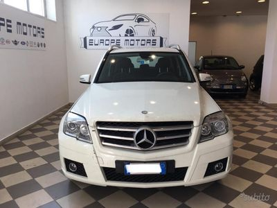 gebraucht Mercedes GLK200 CDI 2WD BlueEFFICIENCY Sport