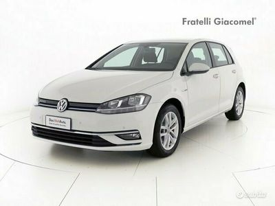 usata VW Golf 5p 1.4 tgi business 110cv