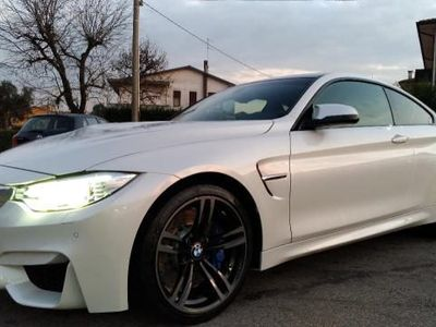 usata BMW M4 Coupé FAVOLOSO Unico Proprietario WRC AUTO