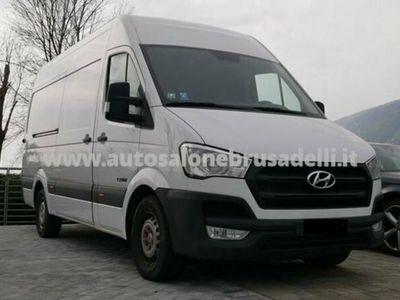 usata Hyundai H 350 2.5 CRDI RWD PL-TN Furgone Classic L
