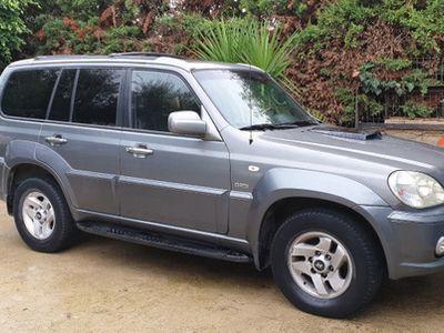 usata Hyundai Terracan - 2003
