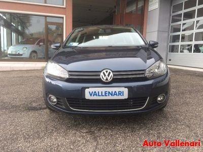 usata VW Golf VI 2.0 TDI 140CV DPF 5p. Highline