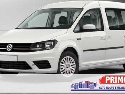 brugt VW Caddy Maxi 1.0 TSI 102cv 7 posti,navi,sensori parchegg