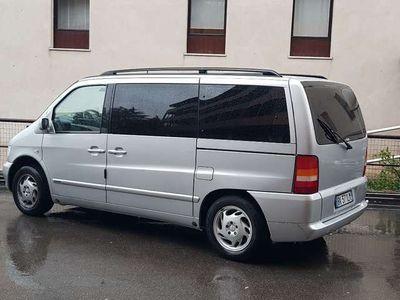 usata Mercedes V220 CDI cat Ambiente