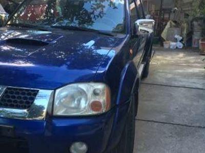 usata Nissan Navara Pick Up 2.5 TD 4 porte Double Cab