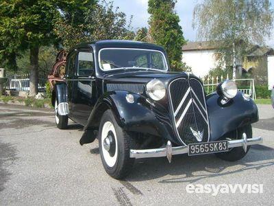 used Citroën Traction Avant 11bl benzina