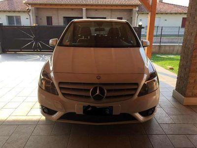 usata Mercedes B180 BlueEFFICIENCY Executive
