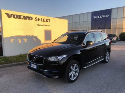 brugt Volvo XC90 D5 AWD Geartronic Momentum del 2015 usata a Ravenna