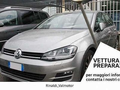 usata VW Golf Golf1.6 TDI 115 CV 5p. Executive BlueMotion Techn