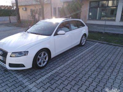 usata Audi A4 Avant 2.0 TDI 143cv