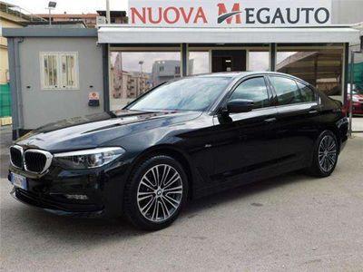 usata BMW 520 Serie 5 (G30/G31) d Sport Line 2018