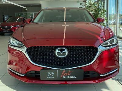 usata Mazda 6 2.2L Skyactiv-D 184CV A/T 4p. Exclusive nuovo