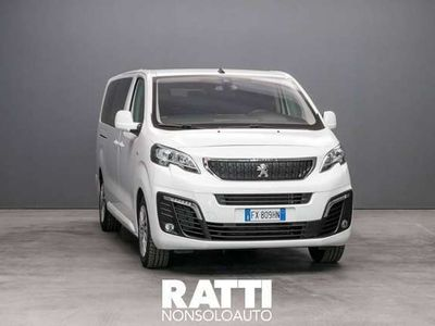 usata Peugeot Traveller BlueHDi 2.0 180CV S&S EAT8 Business Long