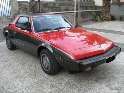 usado Fiat X 1/9 2ª serie - 1986