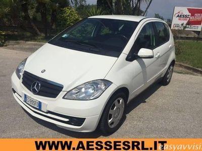 usata Mercedes A160 cdi diesel 4/5-porte automatico bianco