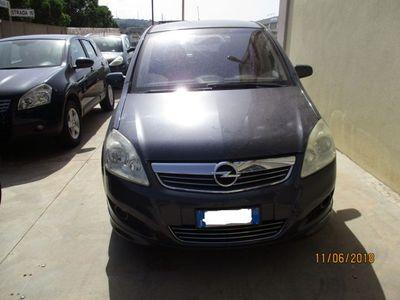 usata Opel Zafira 1.9 16v cdti 120cv cosmo diesel