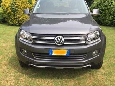 usata VW Amarok 2.0 BiTDI 180 CV Highline