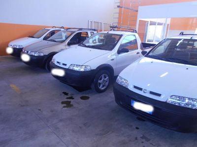 """usata Fiat Strada 1.9 JTD Pick-up Cabina Lunga """"Malibù"""""""