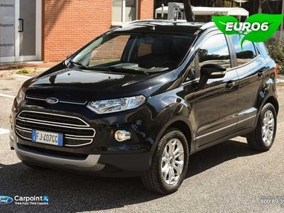 used Ford Ecosport 1.0 ecoboost Titanium s/ruot.esterna 125cv