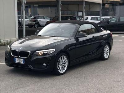 brugt BMW 218 Serie 2 Cabrio d Cabrio Advantage